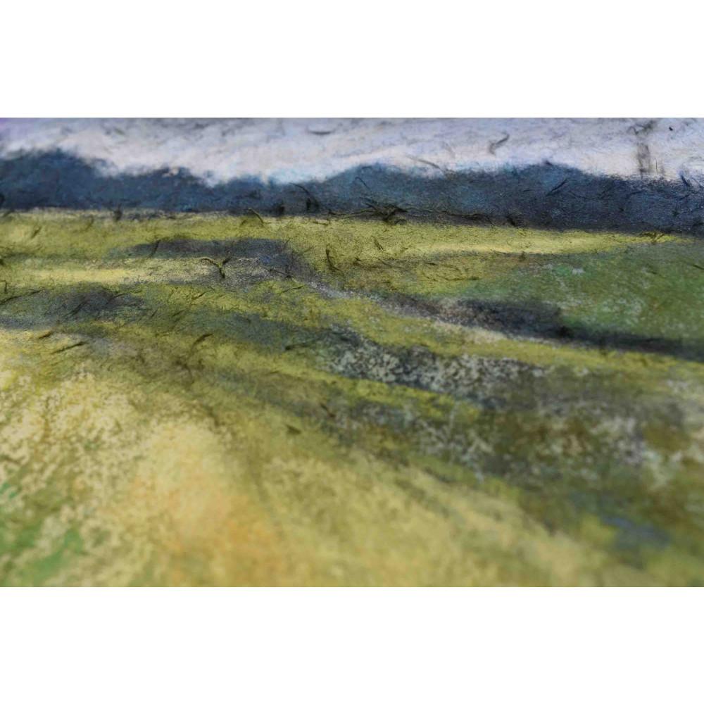 'Section #1 - Field Patterns Summer', 2021 - Detail 1