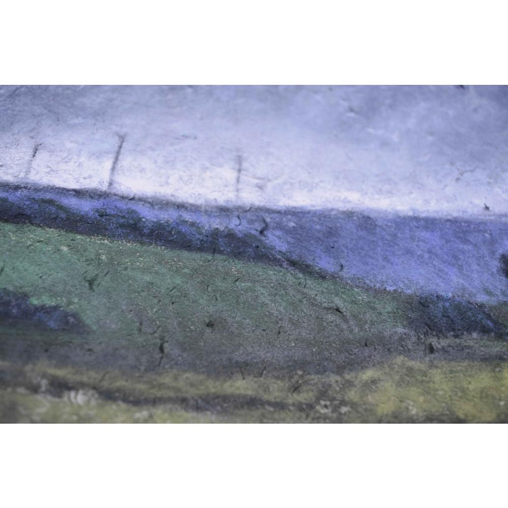 'Section #3 - Field Patterns Summer' - Detail 1 | Julia Brown