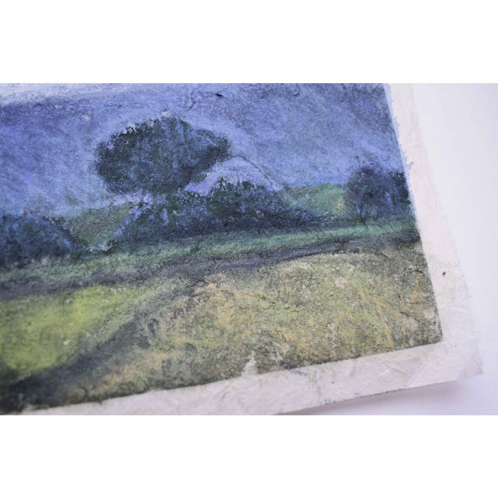 'Section #3 - Field Patterns Summer' - Detail 2 | Julia Brown