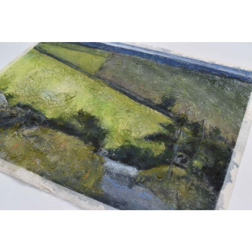 'Section #5 - Field Patterns Summer' - Detail 2   Julia Brown